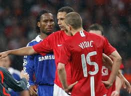 Vidic Man United